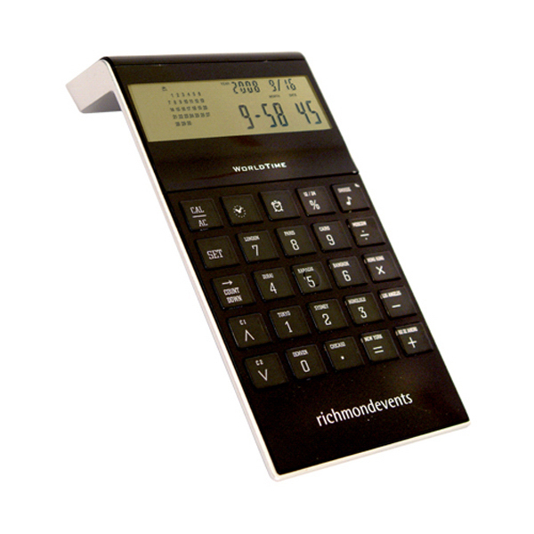 Imprinted Calculator