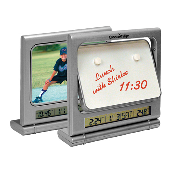 Custom Photo Frame Clock
