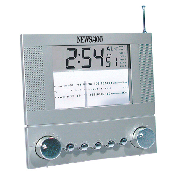 Promotional Multi-Function Clock