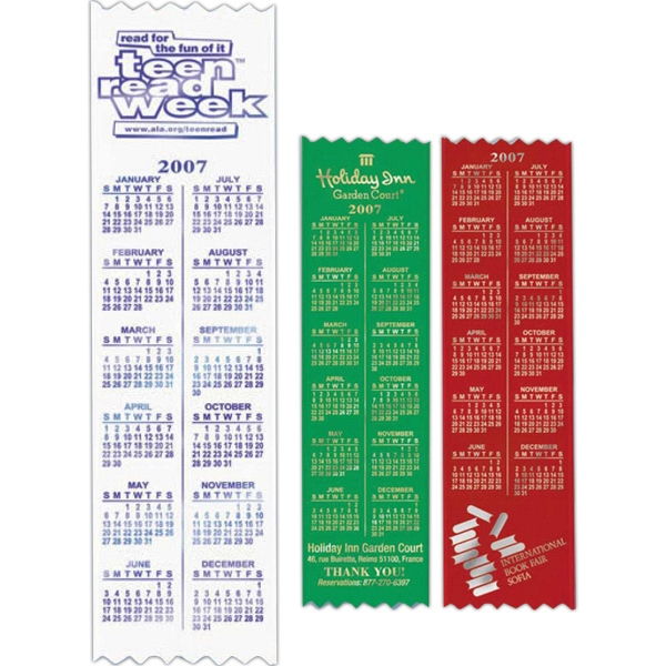 Custom Calendar Ribbon