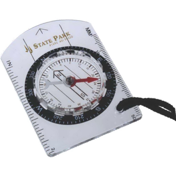 Customized Map-Reading Compass with Neck Strap
