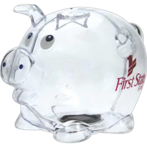 Printed Piggy Bank
