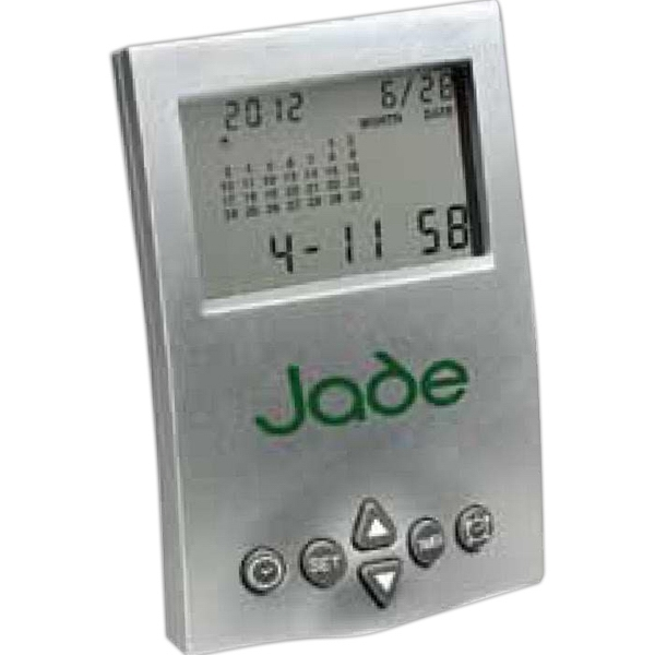 Personalized Desk Calendar Clock