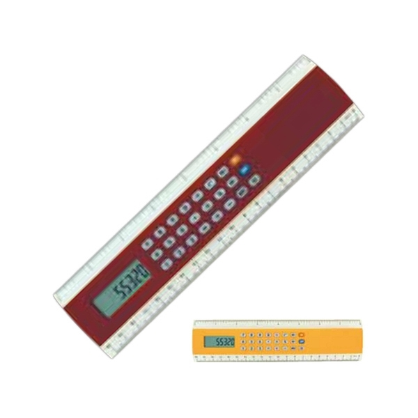 Printed Ruler Calculator