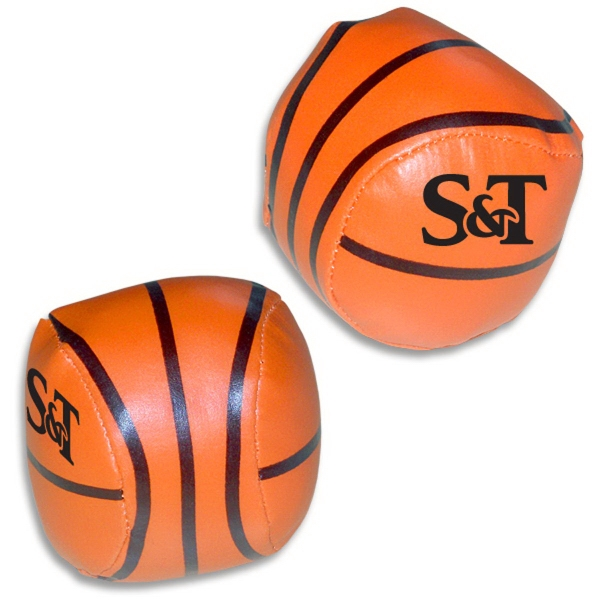 "Promotional 2"" vinyl basketball"