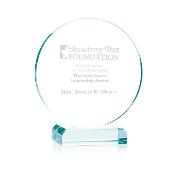 Promotional Round Award - Medium