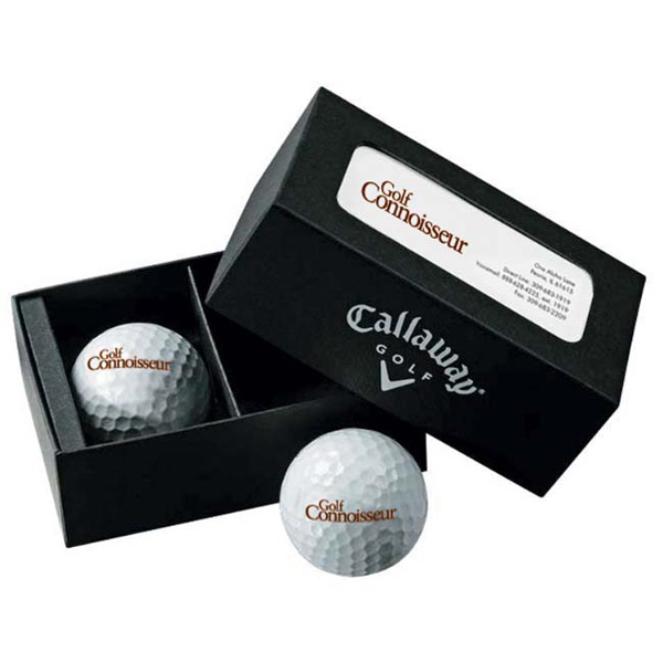 Customized Callaway (R) Business Card Box - HEX Warbird