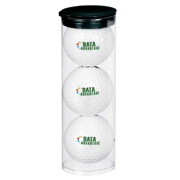 Personalized Par Pack with 3 Balls - Titleist (R) DT (R) SoLo