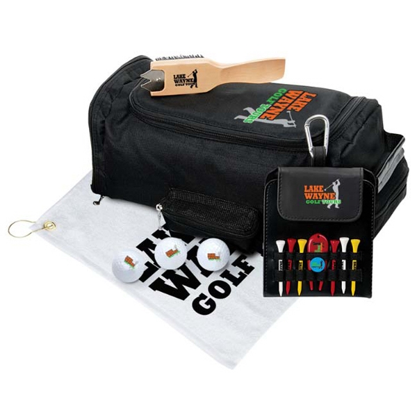 Personalized Club House Travel Kit - Nike (R) NDX Heat
