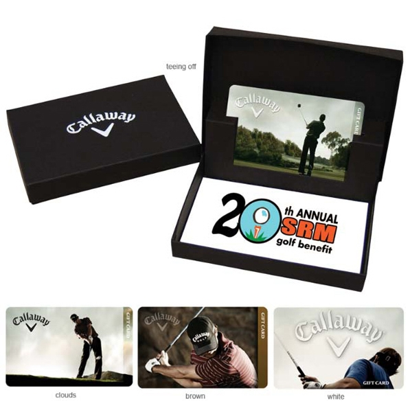 Personalized Callaway(R) Gift Card-$100