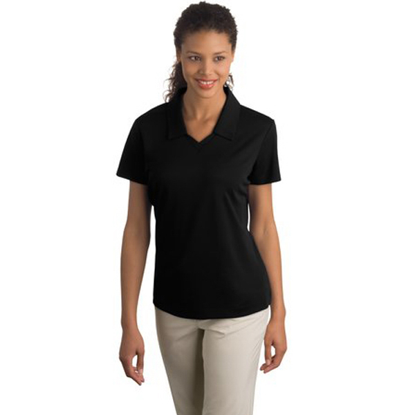 Personalized Nike golf ladies Dri-fit micro pique sport shirt