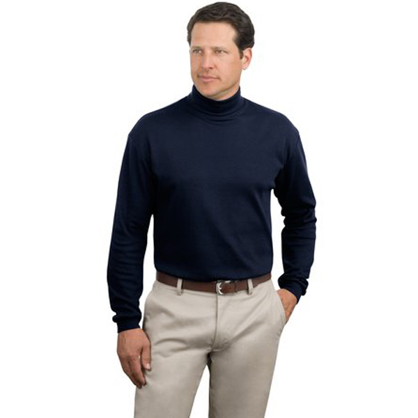 Promotional Port Authority® interlock knit turtleneck