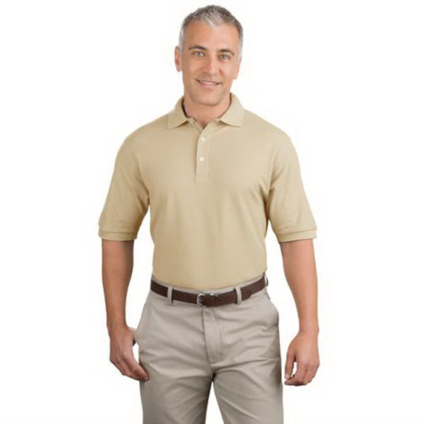 Promotional Port Authority® 100% pima cotton sport shirt