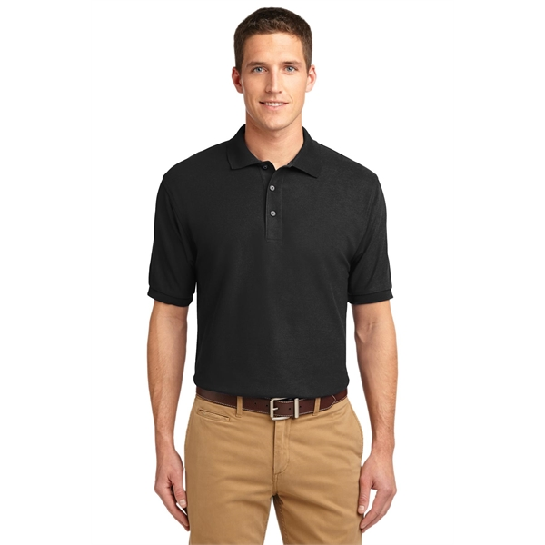 Personalized Port Authority® Silk Touch polo