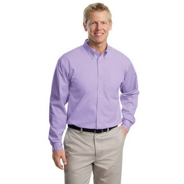 Promotional Port Authority® long sleeve easy care shirt