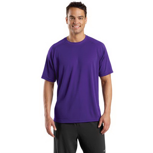 Promotional Sport-Tek (R) Dry Zone (TM) Short Sleeve Raglan T-Shirt