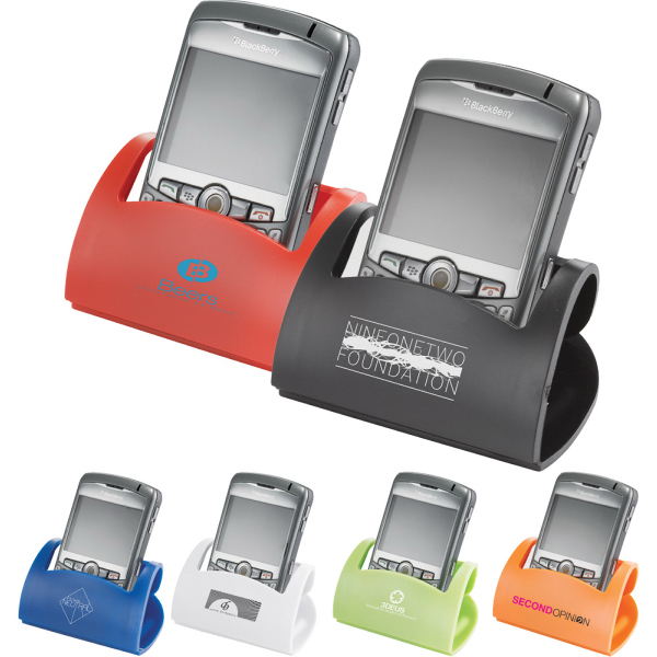 Imprinted Hold That! Mobile Phone Holder