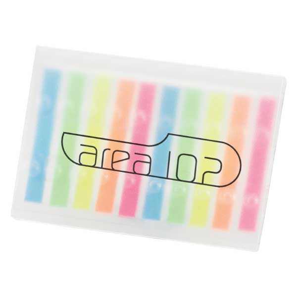 Printed Highlighter Strips Booklet