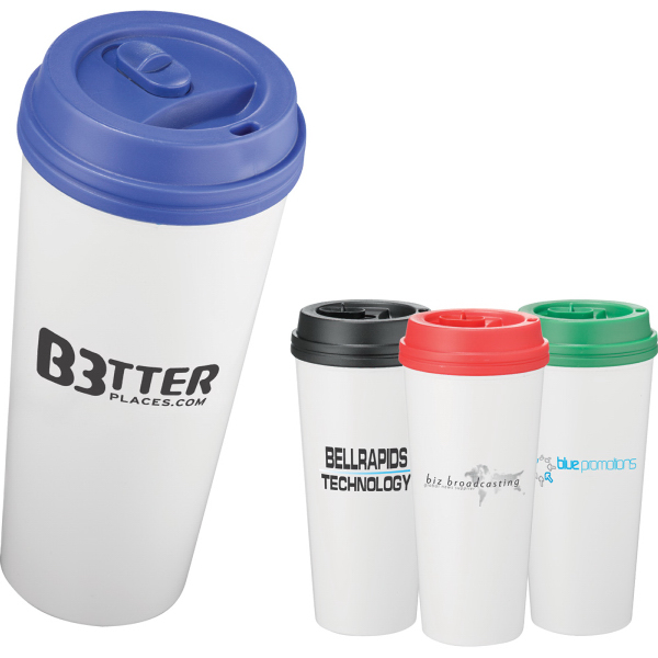 Custom Good to Go 16 oz Travel Tumbler