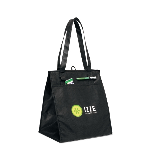 Imprinted Deluxe Insulated Grocery Shopper