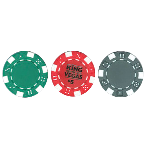 Imprinted Clay Poker Chips
