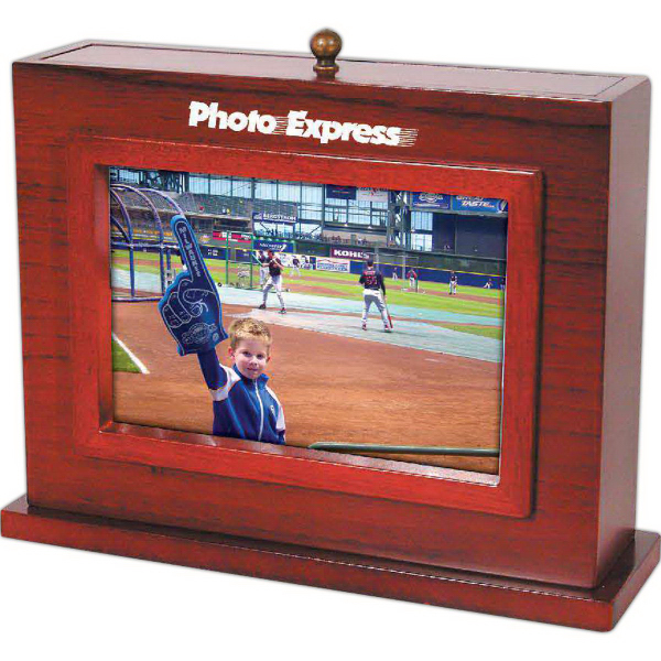 Customized Handsome Wood Photo Box