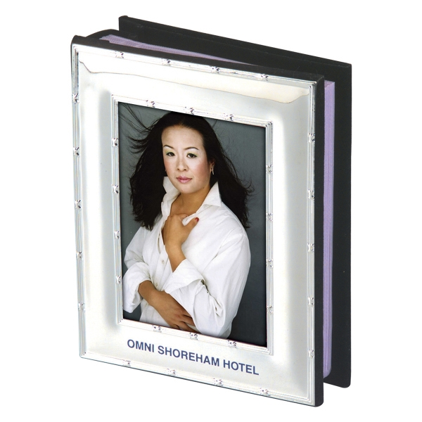 Promotional Silver Photo Album/Frame