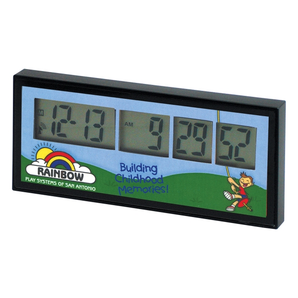 Personalized Ultimate Atomic Countdown Clock