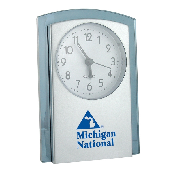 Promotional Arch Top Alarm Clock
