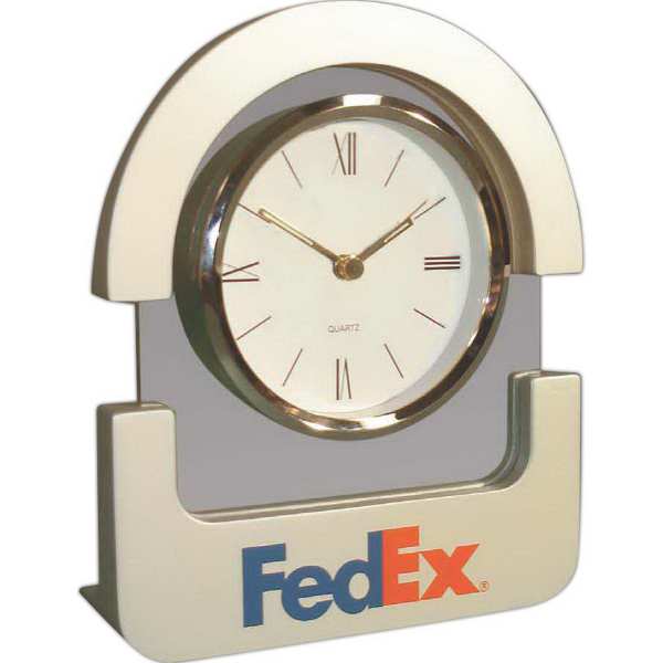 Customized Unique Design Desk Top Clock