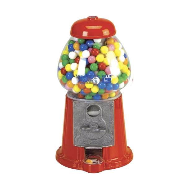 Imprinted Carousel Junior Size Gumball Machine