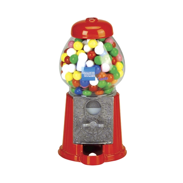 Custom Petite Size Gumball Machine
