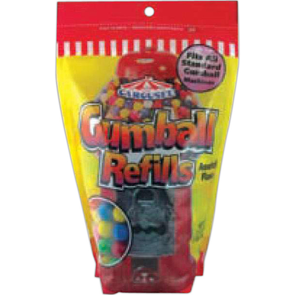 Custom 18 oz. Bag of Gumballs