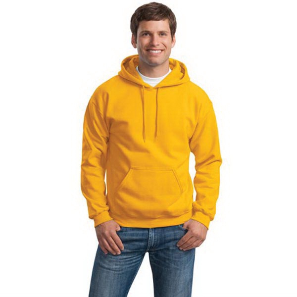 Imprinted Gildan® Heavy Blend (TM) hooded sweatshirt