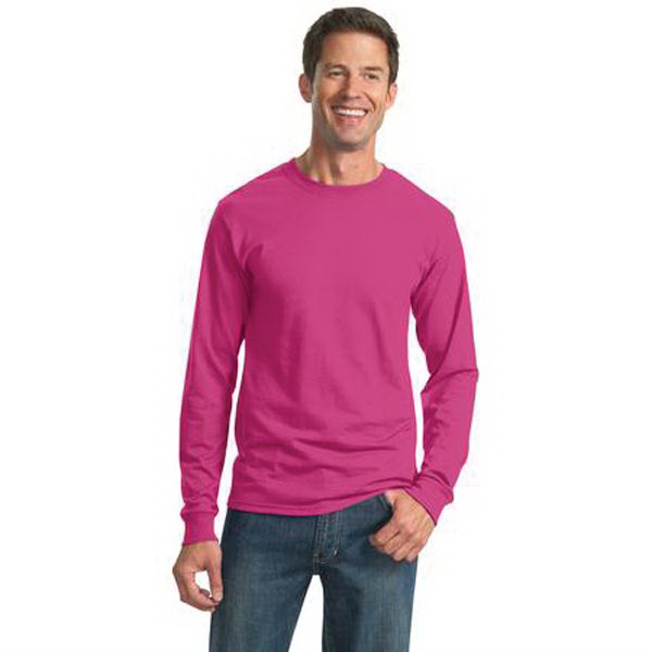 Imprinted JERZEES(R) - Heavyweight Blend 50/50 Cotton/Poly Long Sleeve