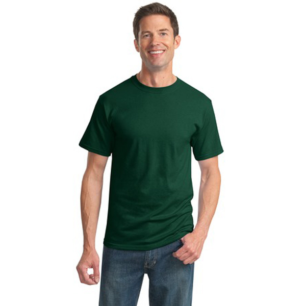 Custom JERZEES ® - Heavyweight Blend 50/50 Cotton/Poly Pocket T-Shi
