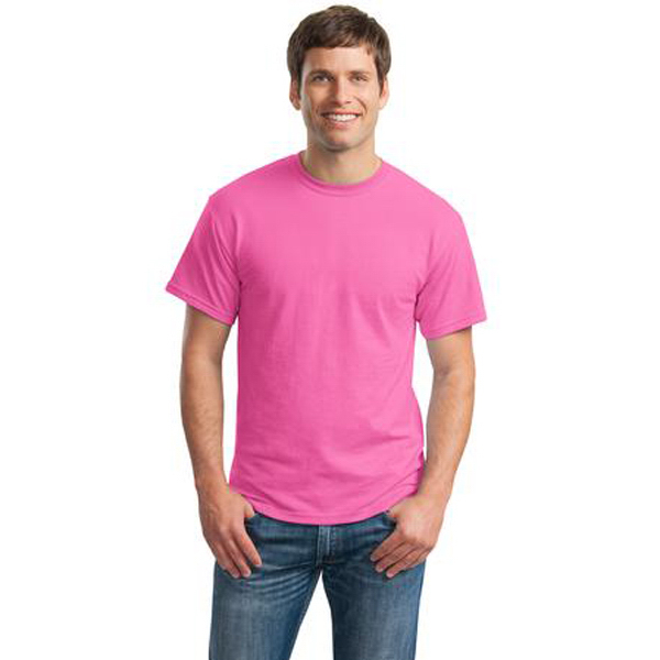Custom Gildan - DryBlend(R) 50 Cotton/50 DryBlend (R) Poly t-shirt