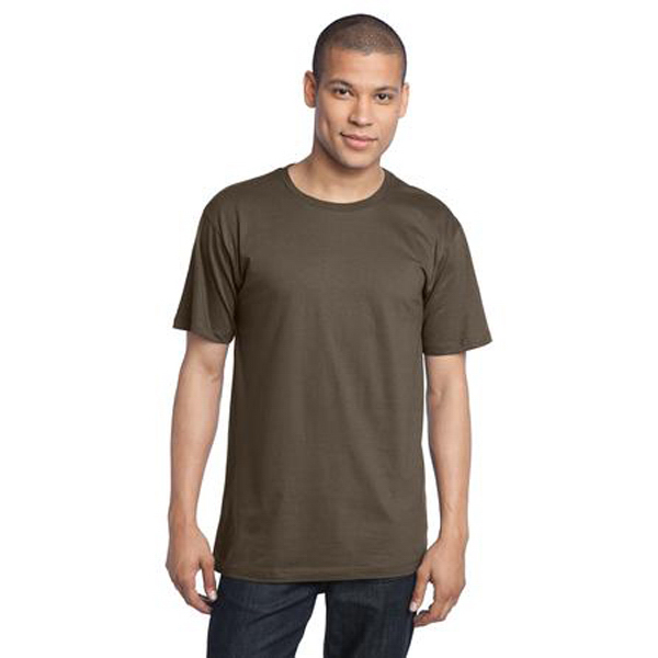 Printed District Made (TM) 100% organic cotton perfect weight tee