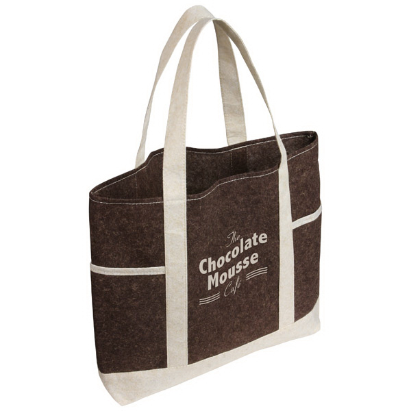 Custom Earthlight Jute Tote Bag