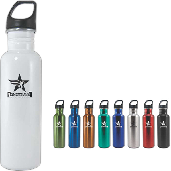 Imprinted Walkabout Stainless Steel Bottle