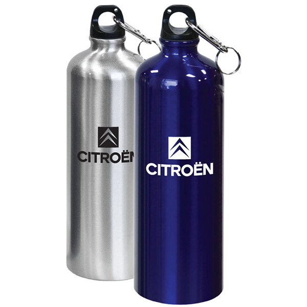 Custom Morgan - 25 oz Aluminum Sports Bottle