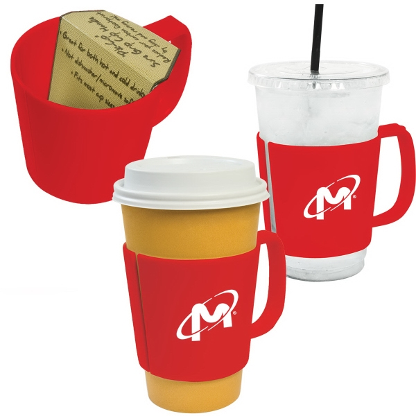 Personalized Pik-Cup - Sure Grip Cup Handle