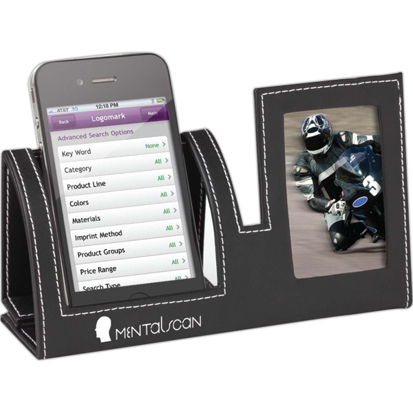 Promotional Mobile phone holder with photo frame