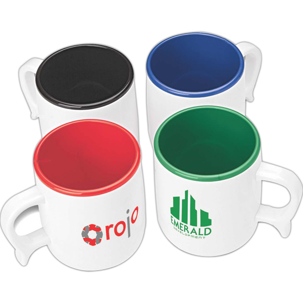 Personalized Biodegradable and microwavable PLA Mug