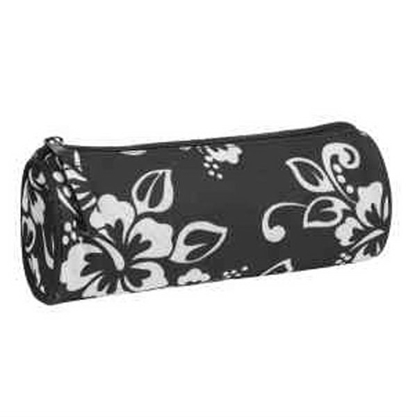 Personalized Printed Barrel Vanity Case