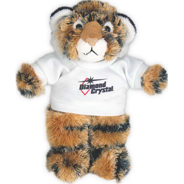 Imprinted Animal Fair Lil Zoofari Tiger