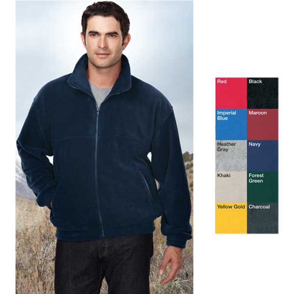 Promotional Tundra - Jacket with Full Zipper Front