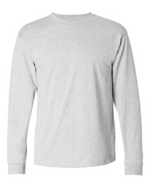 Customized Hanes (R) TAGLESS (R) Long Sleeve T-Shirt