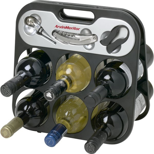 Personalized Collapsible wine rack