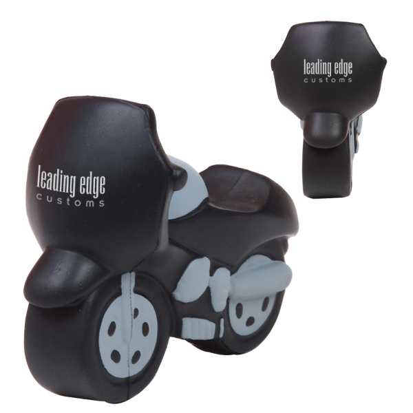 Personalized Motorcycle Stress Reliever